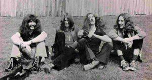 Black Sabbath lawn
