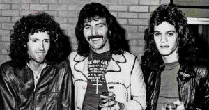 Brian May Tony Iommi Van Halen