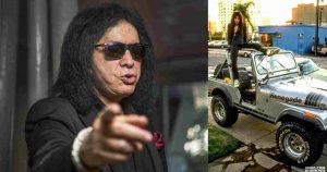 Gene Simmons Van Halen