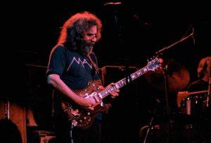 Jerry Garcia guitar