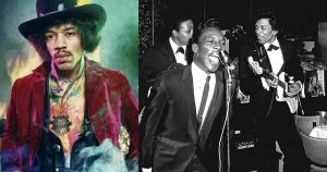 The 5 famous bands Jimi Hendrix played with before success