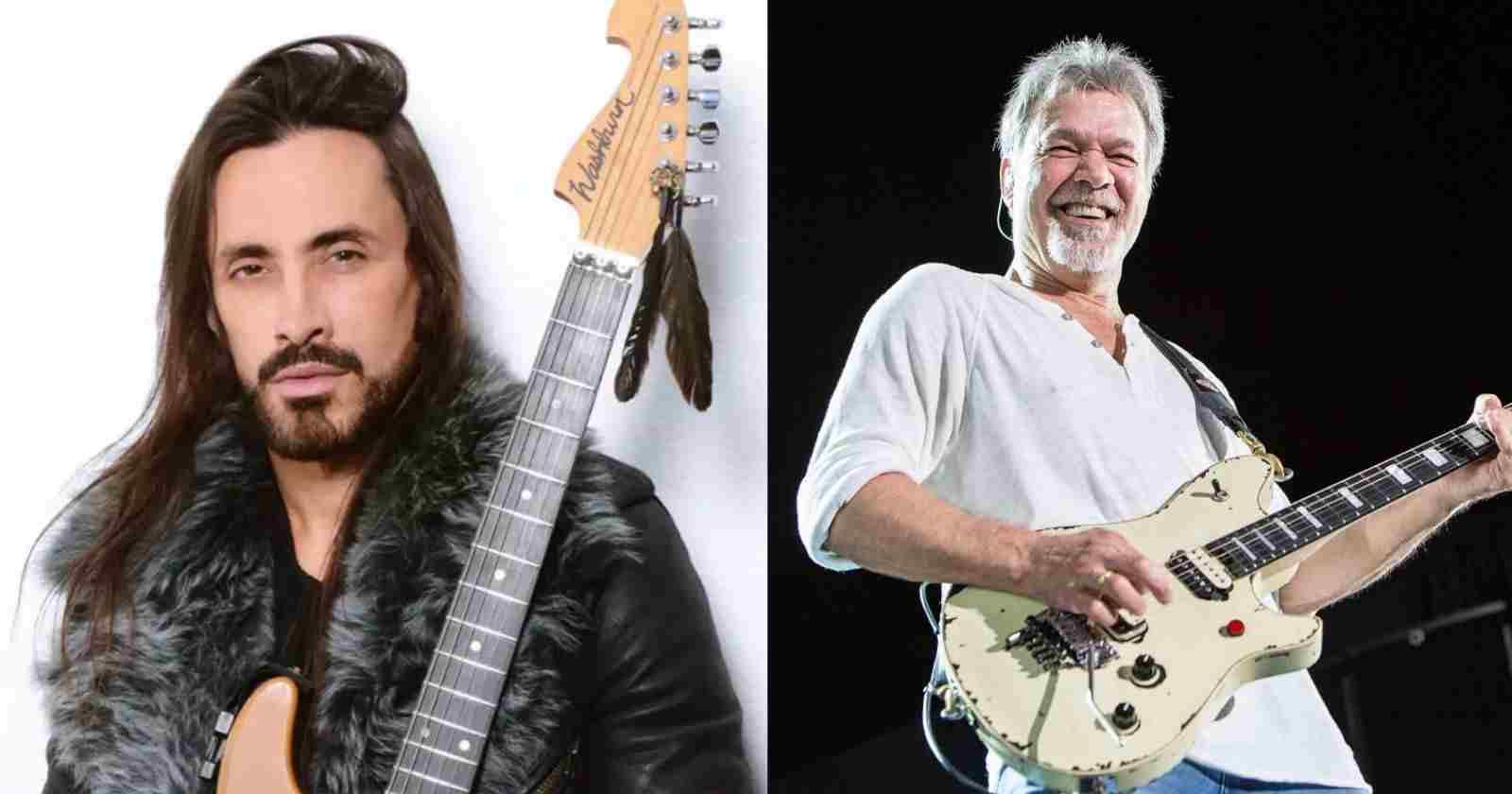Nuno Bettencourt Van Halen