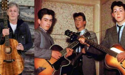 Paul McCartney John George