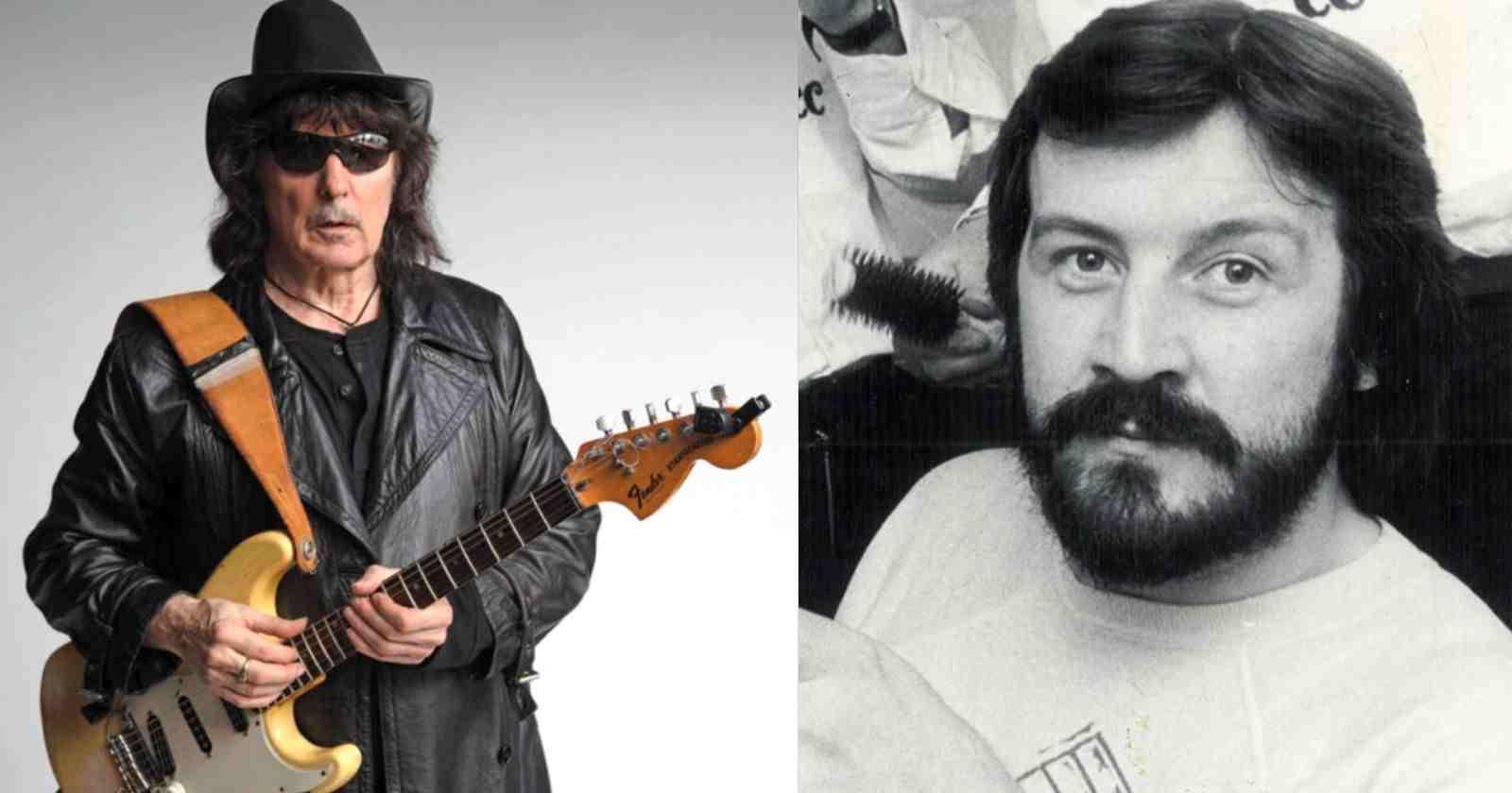 Ritchie Blackmore John Bonham
