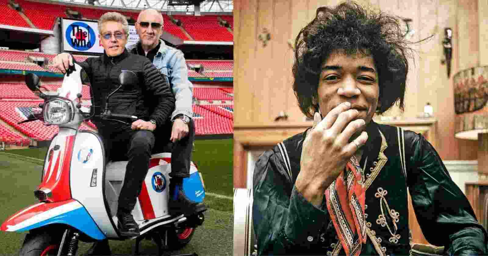 Roger Daltrey Hendrix