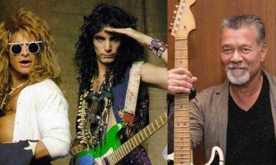 Steve Vai Van Halen