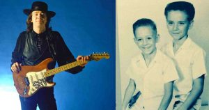 How Stevie Ray Vaughan learned to play the guitar without studying