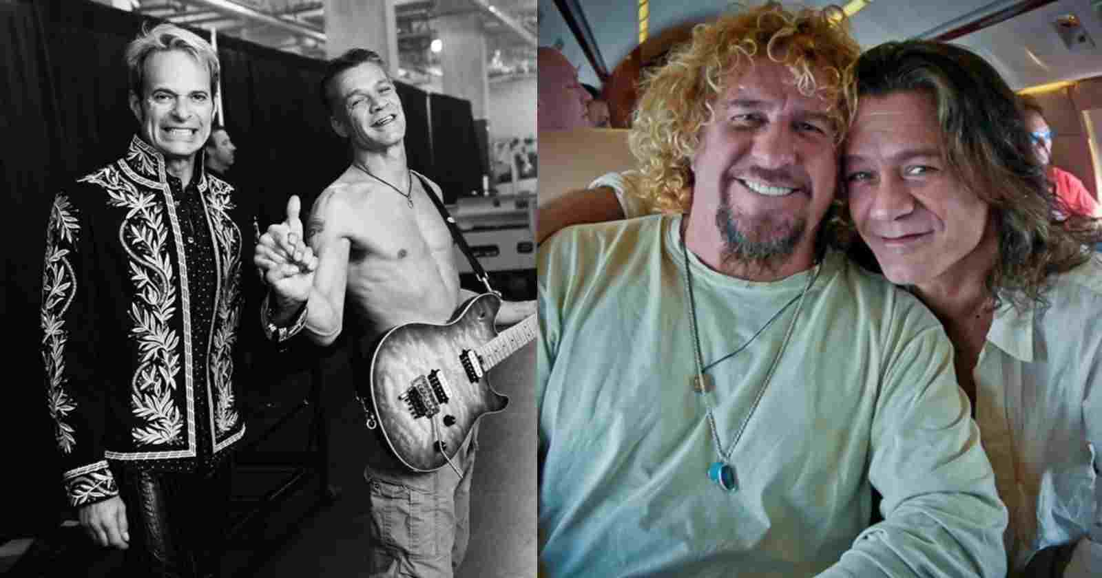 Van Halen members
