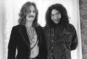 Jerry Garcia Eric Clapton
