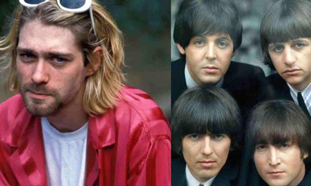 When Nirvana's Kurt Cobain revealed his favorite Beatles member
