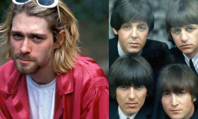 Kurt Cobain Beatles