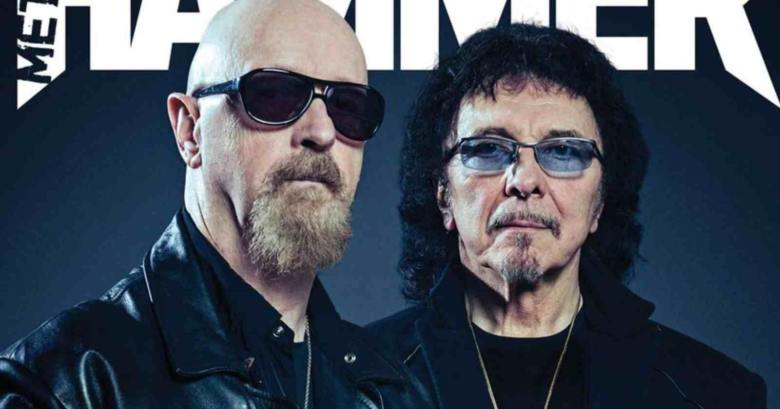 Rob Halford Tony Iommi