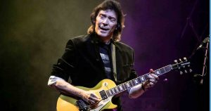 Steve Hackett reveals his favorite guitarist, singer and songwriter of all time