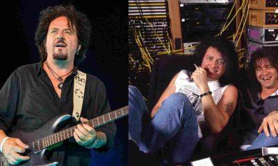 Steve Lukather Van Halen