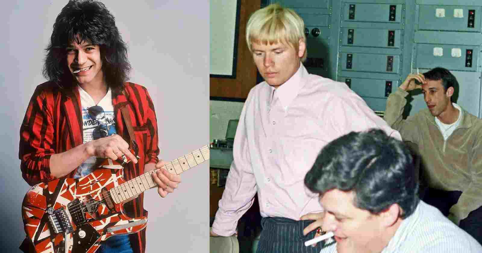 Van Halen Ted Templeman