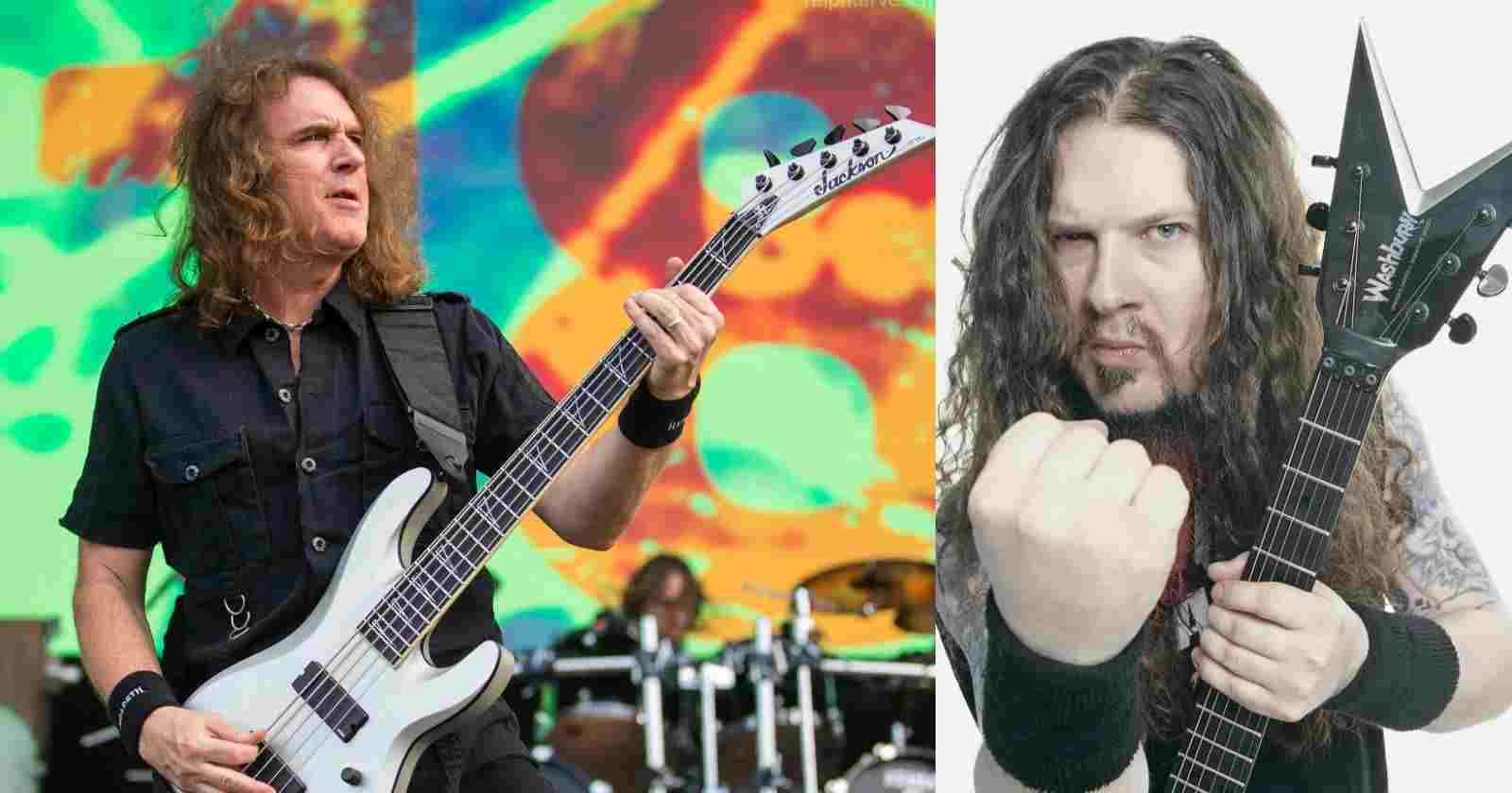 David Ellefson Dimebag Darrel