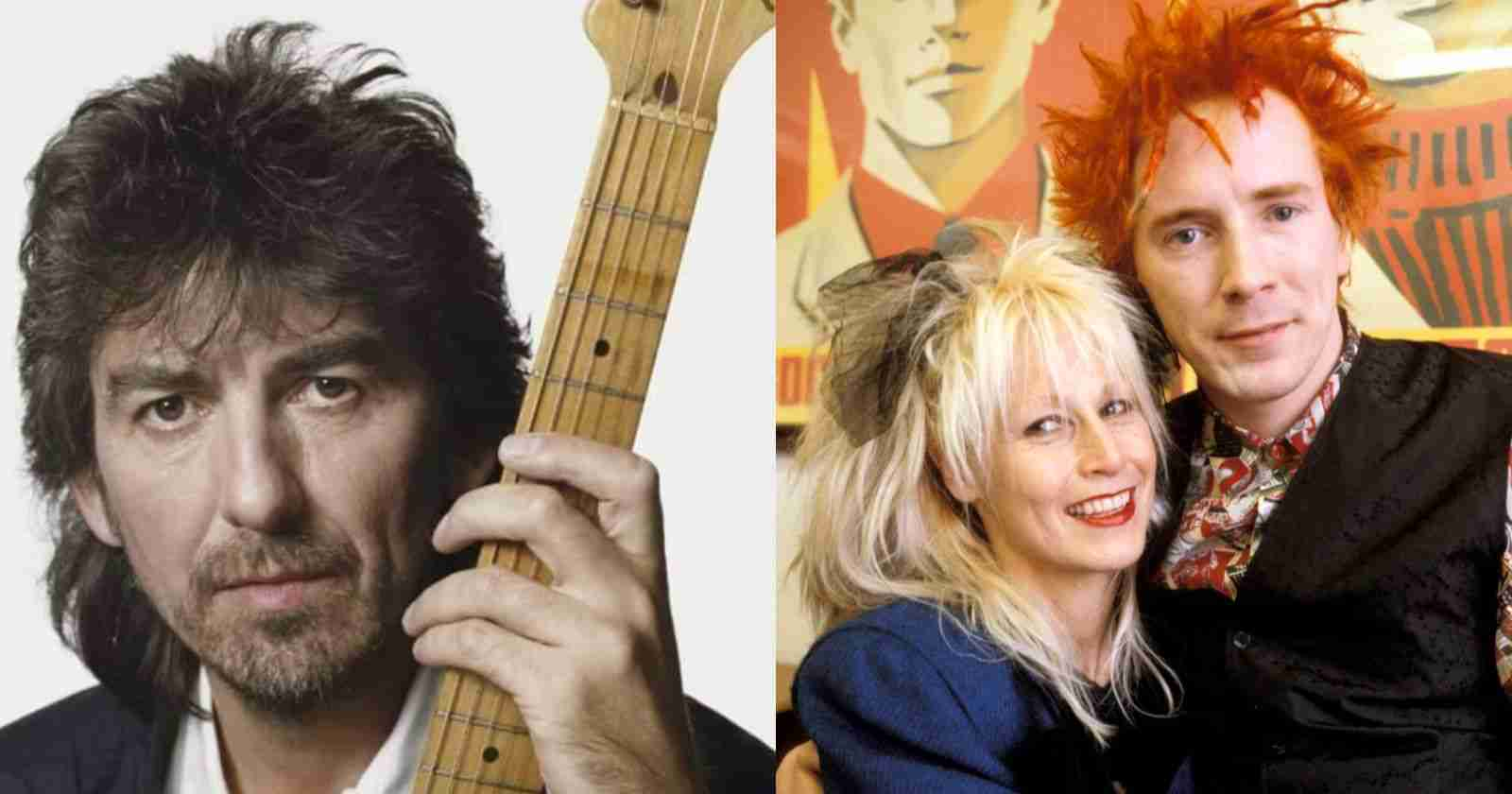 George Harrison Punk