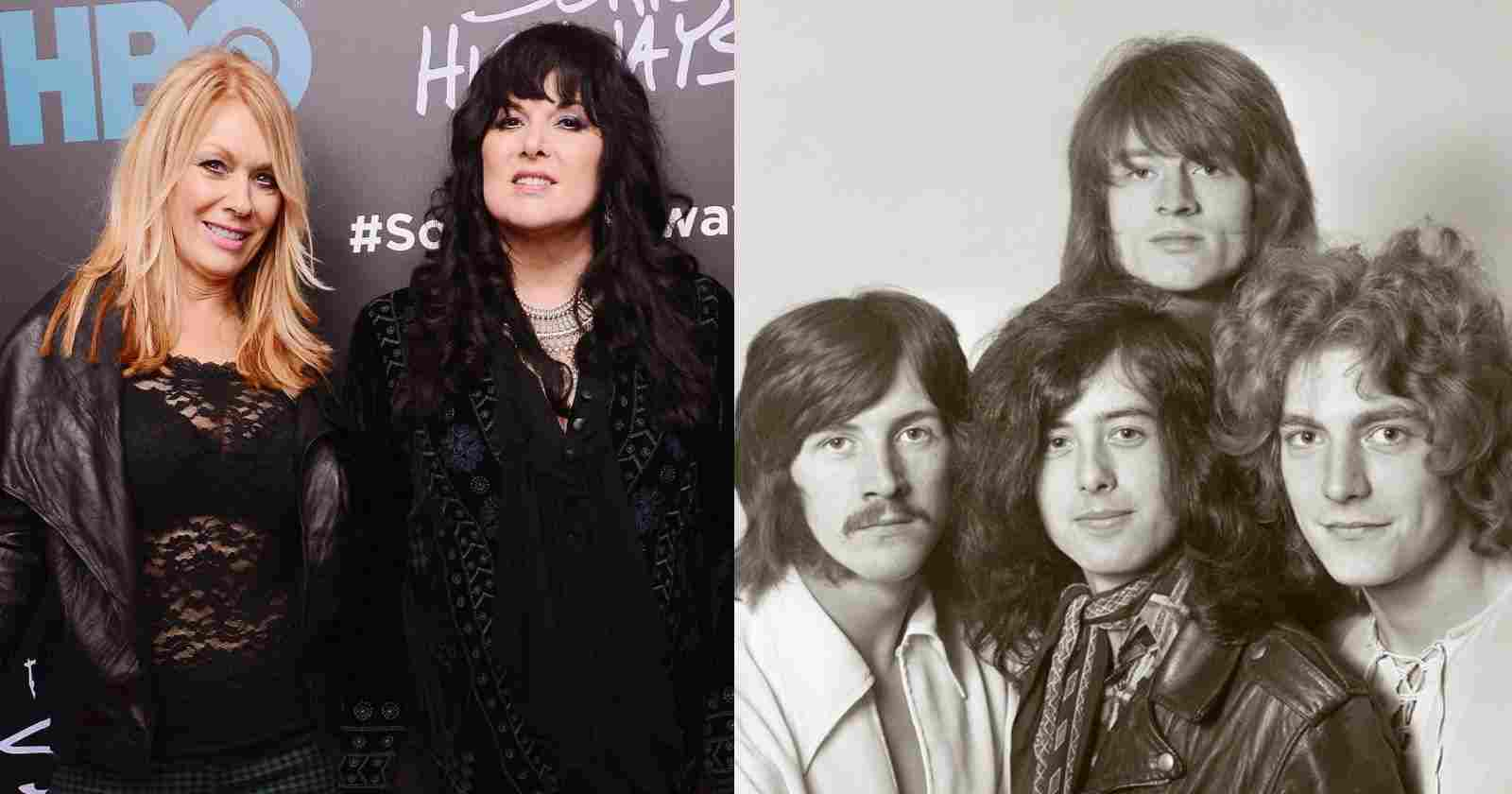 Heart Led Zeppelin