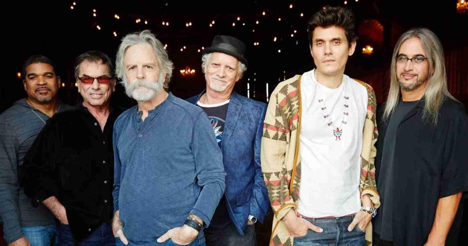 John Mayer Bob Weir