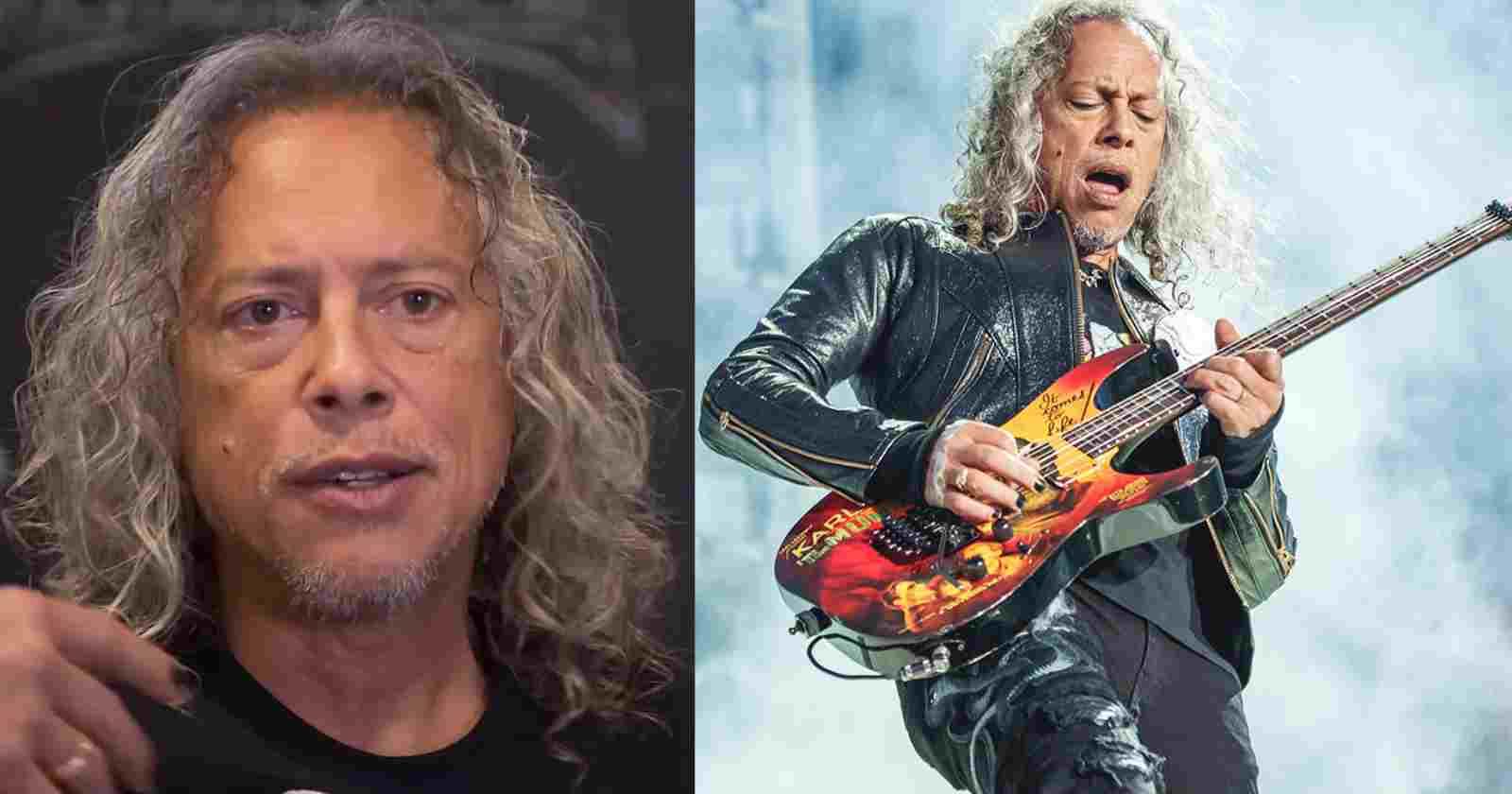 Kirk Hammett solo