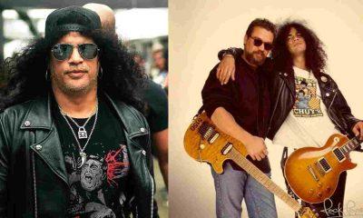 Slash Van Halen