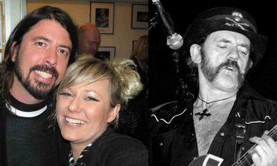 Dave Grohl Lemmy