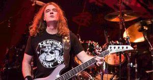 Megadeth's David Ellefson recalls the first concert he went to