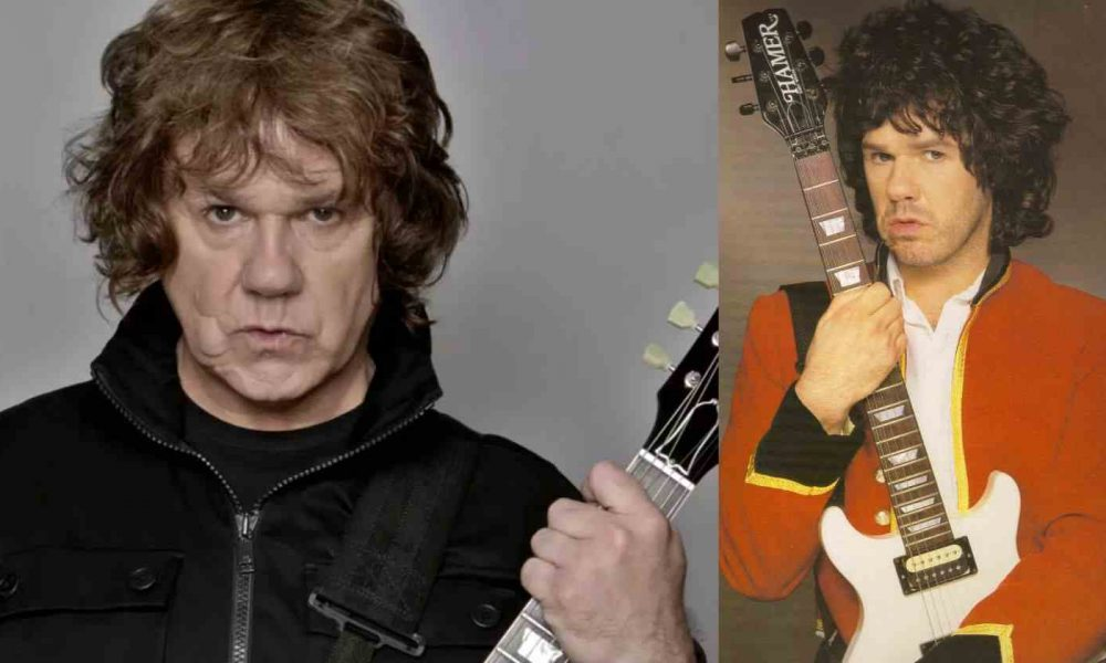 The formula to be a great Blues guitarist according to Gary Moore