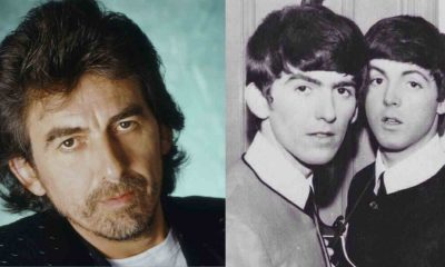 George Harrison Paul McCartney