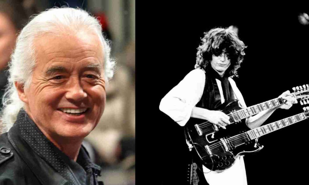 Jimmy Page recalls the experience he had as a session musician
