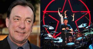 What was the political preference of Neil Peart (Rush)