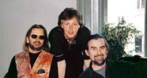 Ringo McCartney George last meeting