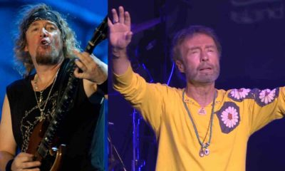 Adrian Smith Paul Rodgers