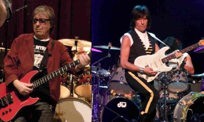 Bill Wyman Jeff Beck