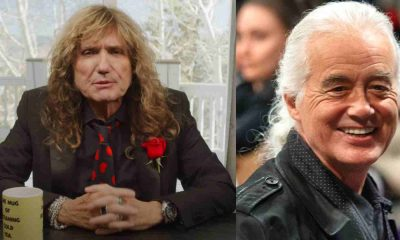 David Coverdale Jimmy Page