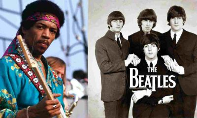 Jimi Hendrix Beatles