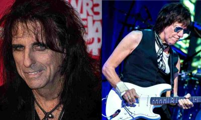 Alice Cooper Jeff Beck