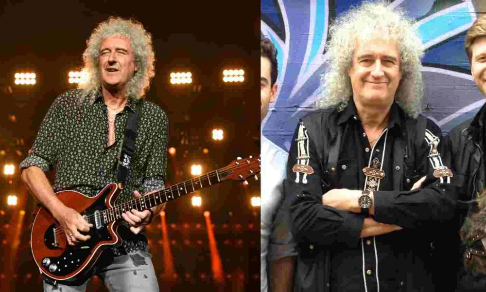 Queen guitarist Brian May reveals his favorite guitar solo of all time
