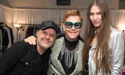 Elton John Metallica