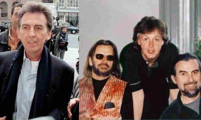 Paul McCartney George Ringo