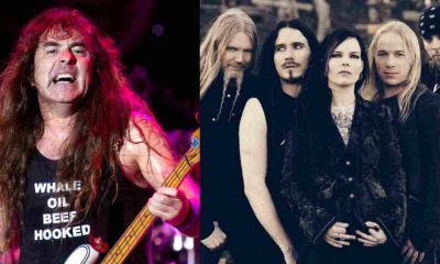 Steve Harris Nightwish