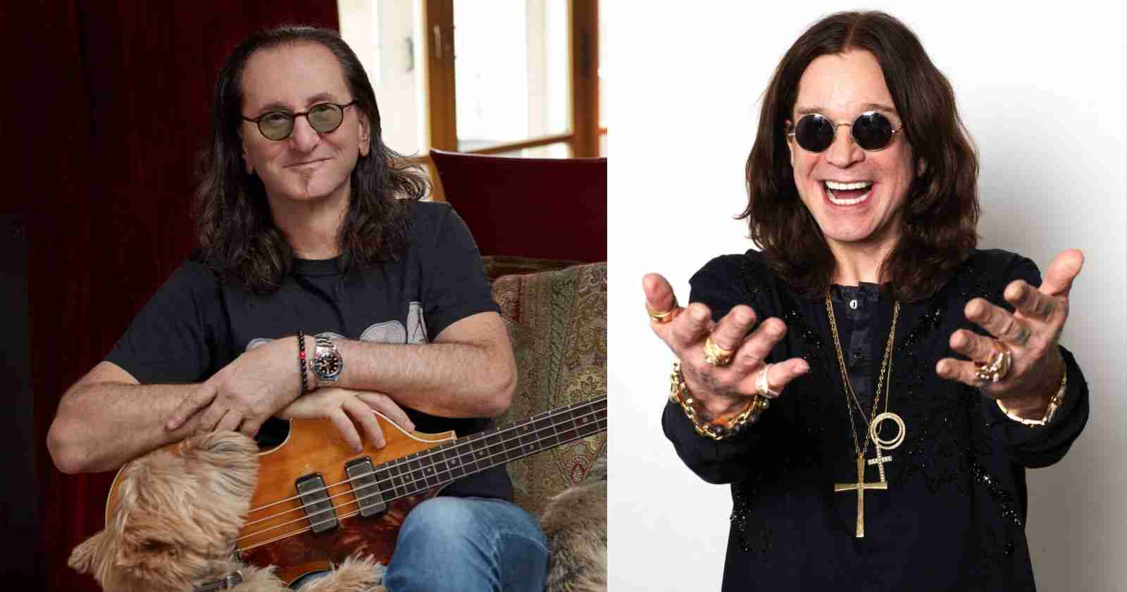 Geddy Lee Ozzy