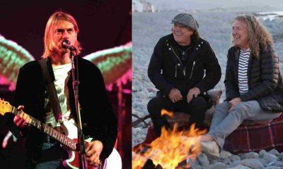 Kurt Cobain ACDC Zeppelin
