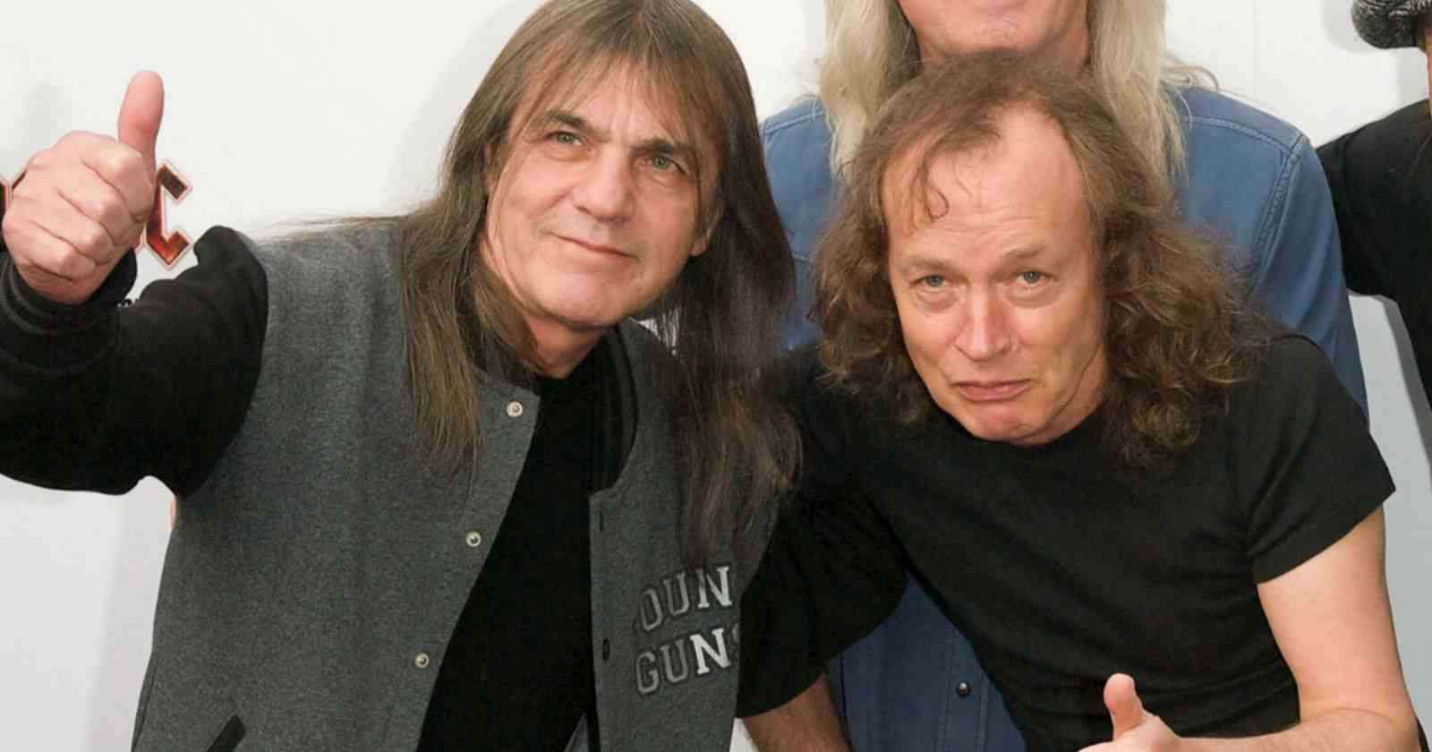 Malcolm Young Angus Young