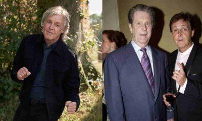 Paul McCartney Brian Wilson