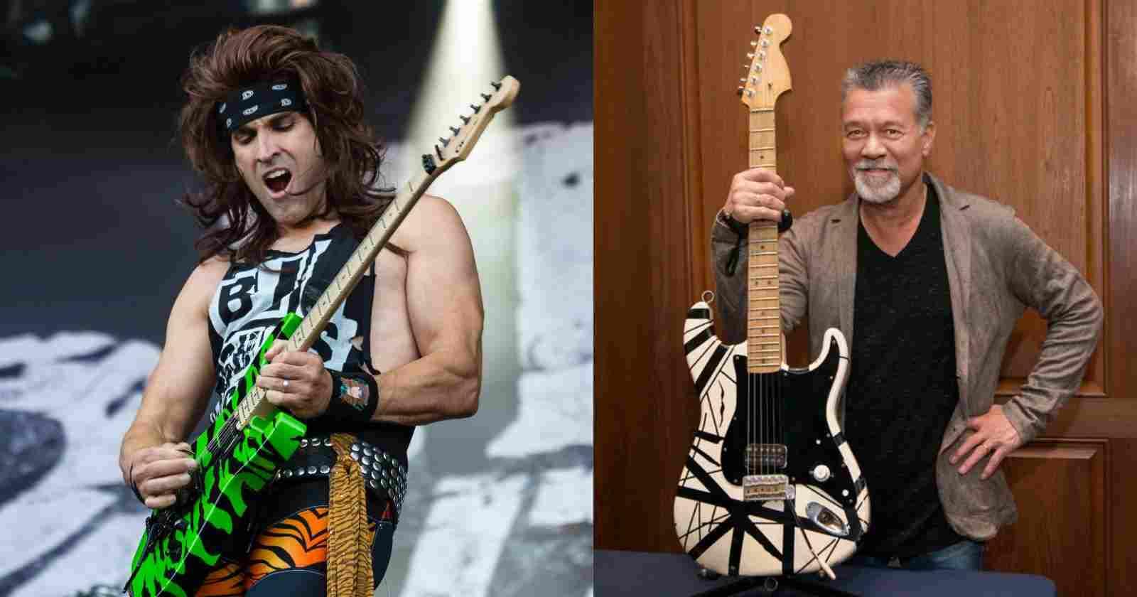 Steel Panther Van Halen