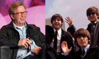 Eric Clapton Beatles