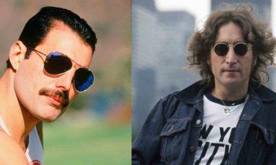 Freddie Mercury John Lennon