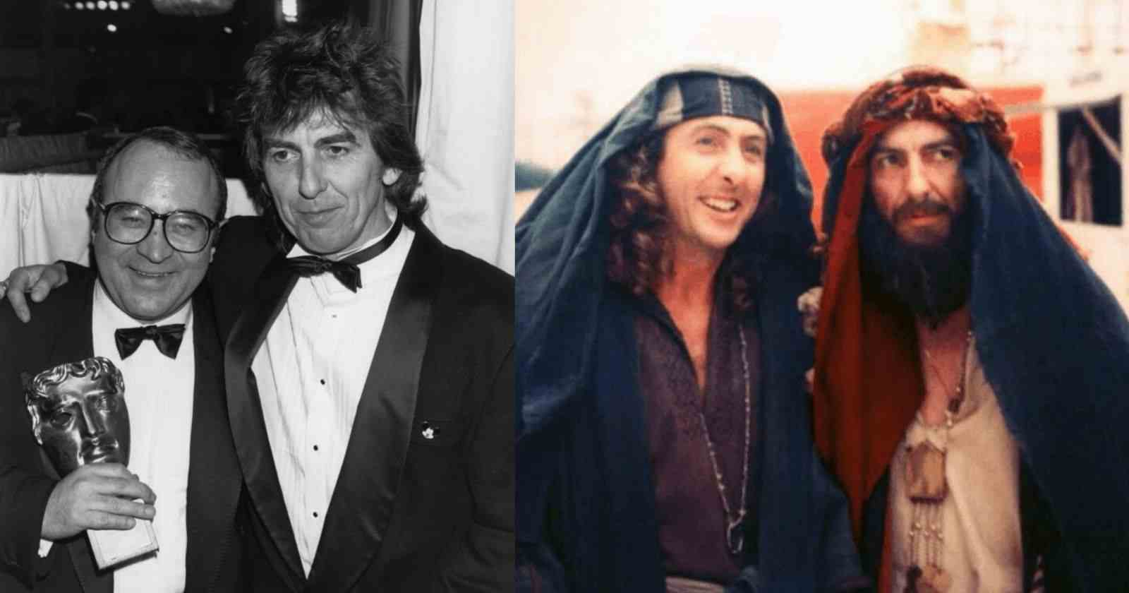 George Harrison movies