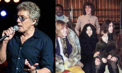 Roger Daltrey Beatles
